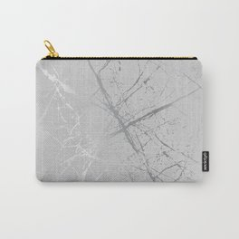 Silver Splatter 089 Carry-All Pouch