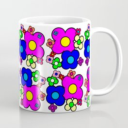 Celebrate Flowers Coffee Mug
