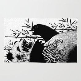 Panda Z Rug