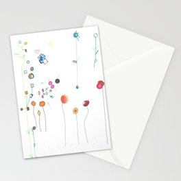 Floral Fall Stationery Cards