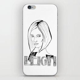 Leigh  iPhone Skin