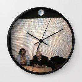 Card Shark Wall Clock