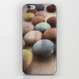 CHOCOLATE CANDY PHOTOGRAPH II iPhone Skin