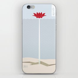 Japan Earthquake 2011 no.1 iPhone Skin