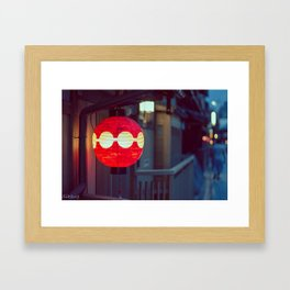 Kyoto Framed Art Print