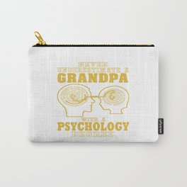 Psychology Grandpa Carry-All Pouch