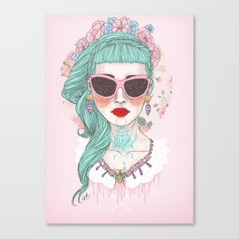 Meet Nina Canvas Print