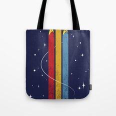 Star Trek - Boldly Go Tote Bag