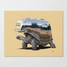 Pimp My Ride (Colour) Canvas Print