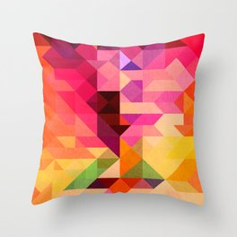 This Time 03. Throw Pillow