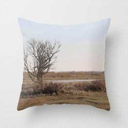 Wild Landscapes at the coast 1 Throw Pillow
