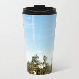 Cotton Field 16 Travel Mug