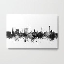 Hannover Germany Skyline Metal Print