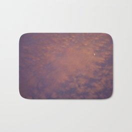 Half Moon Sky Bath Mat