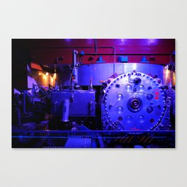 Synchrocyclotron #1 Canvas Print