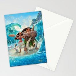 Moana 2 Stationery Cards