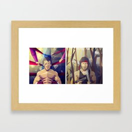 R&R Framed Art Print