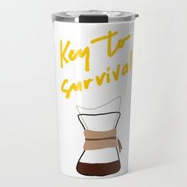 Coffee - Chemex Travel Mug