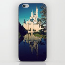The Disney Castle  iPhone Skin