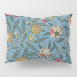 William Morris Fruit and Pomegranate Vintage Print Pillow Sham