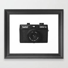 Sooter! Framed Art Print
