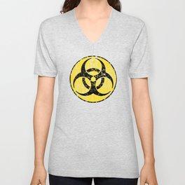 Biohazard Unisex V-Neck