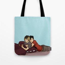 Kuroken Snuggles Tote Bag
