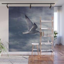 Jonathan Livingston Seagull Wall Mural