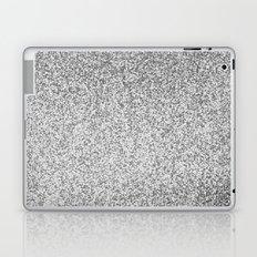 Metallic (Silver) Laptop & iPad Skin