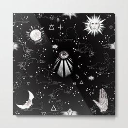 Spiritual Alchemy Metal Print