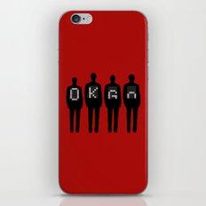 Tim, Damian, Dan & Andy iPhone & iPod Skin