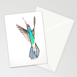 Zunzun ( The Cuban Emerald  ) Stationery Cards