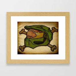 117 Framed Art Print