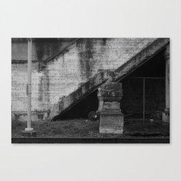 virtues ~ fld(X part ii) Canvas Print