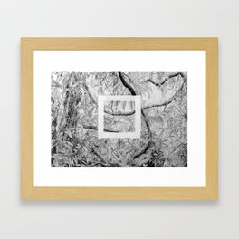 A Geometry of Things Framed Art Print