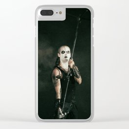 Hoest #OnStagePortrait Clear iPhone Case