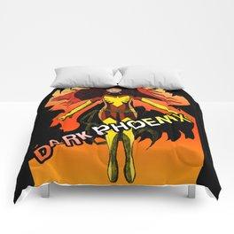 Dark Phoenix Comforters