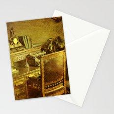 Grandpa's Desk Stationery Cards