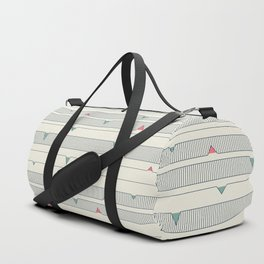 Minimal Scandi #society6 #decor #buyart Duffle Bag