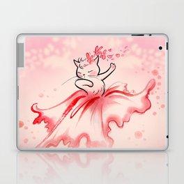 Dancing Flora Child Laptop & iPad Skin