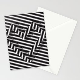 le coeur impossible (nº 1) Stationery Cards