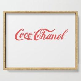 coco cola Serving Tray