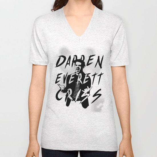 Darren Criss Unisex V-Neck