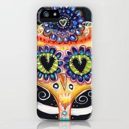 La Lechuza 2 iPhone Case