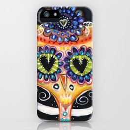 La Lechuza 2 iPhone Case