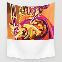 The Lord Rama Wall Tapestry