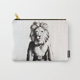 Lion in Kilt (Sketch) Carry-All Pouch