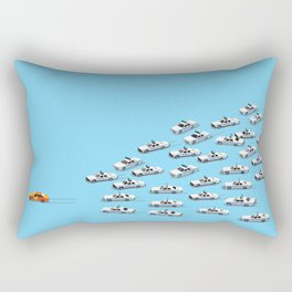 The Chase Rectangular Pillow