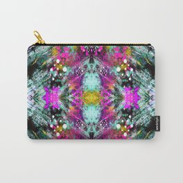 Mirror Print Carry-All Pouch