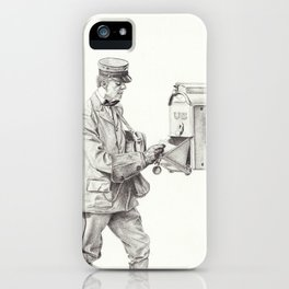 Making the Rounds iPhone Case